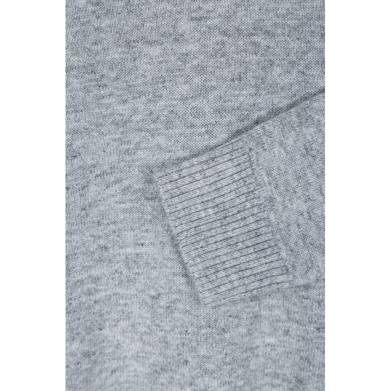 Basic sweater Tommy Hilfiger gray