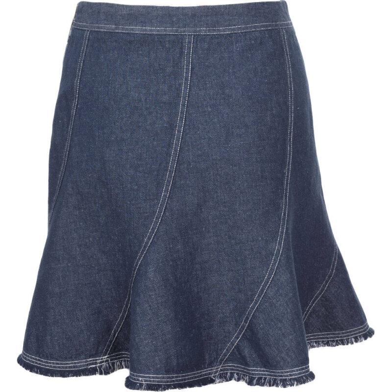 THDW skirt Hilfiger Denim navy blue