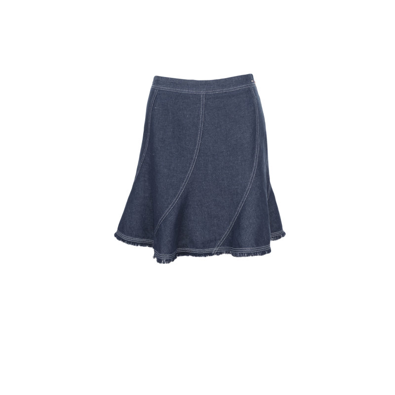 THDW skirt Hilfiger Denim navy blue