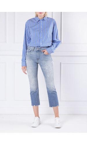 Polo Ralph Lauren Shirt 120S Y/D STRIPE-LSL-SHT | Loose fit