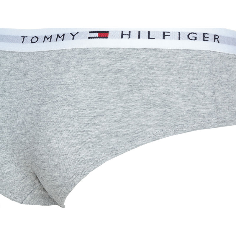 Figi Cotton Boy Short Tommy Hilfiger popielaty