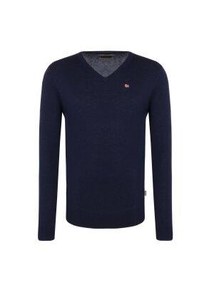 Napapijri Wełniany sweter Damavand