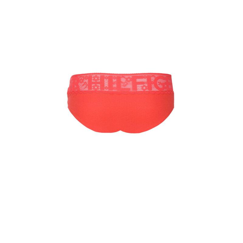 Figi Hilfiger shorts Tommy Hilfiger czerwony