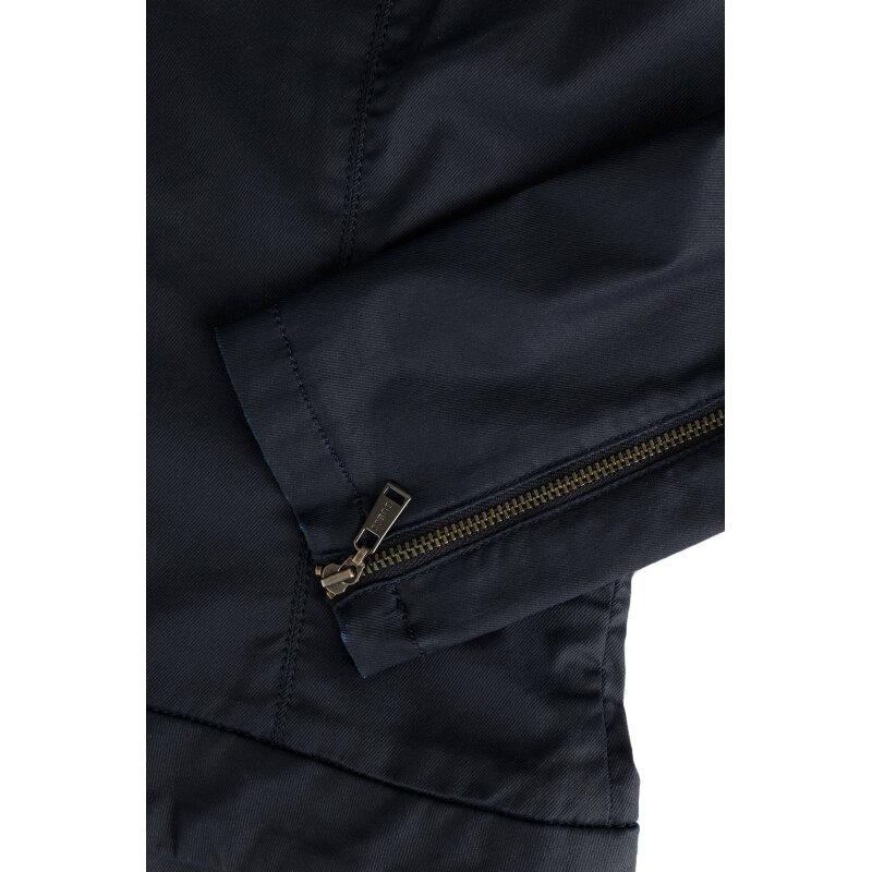 Kurtka Giacca Guess Jeans granatowy