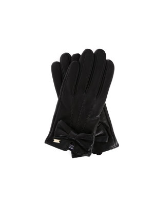Tommy Hilfiger Holly Bow Gloves