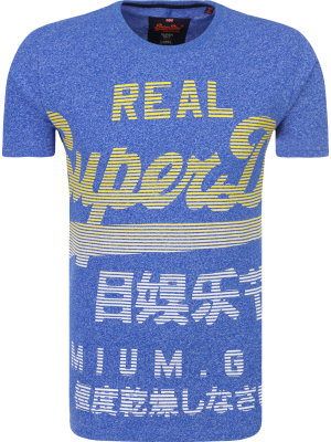 Superdry T-shirt Vintage Real | Slim Fit
