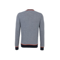 Sweater Michael Kors navy blue