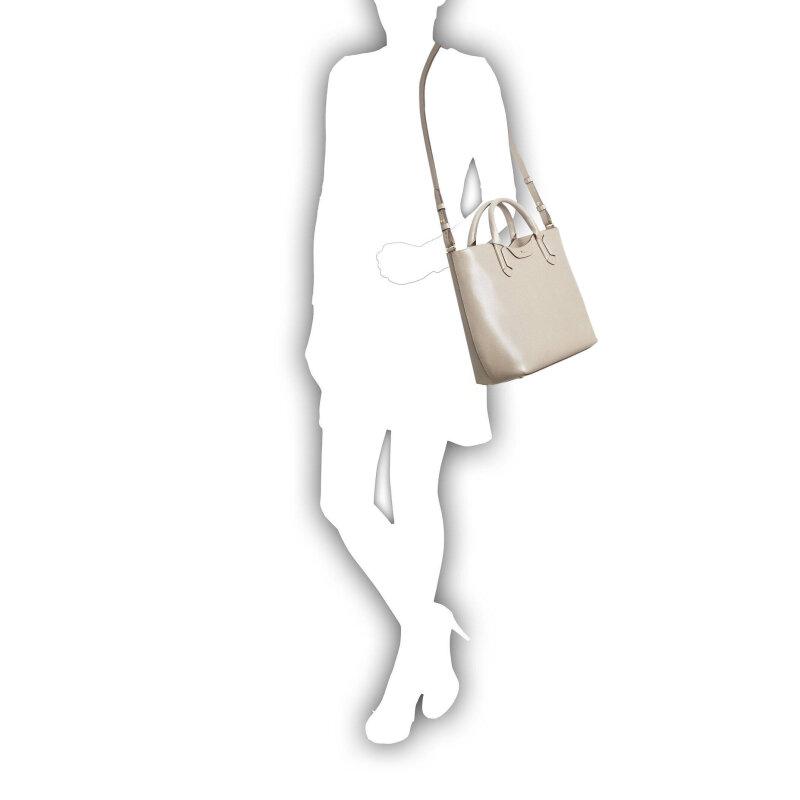 Shopperka Porcini Lauren Ralph Lauren beżowy