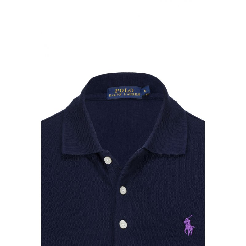 Polo Julie Polo Ralph Lauren granatowy