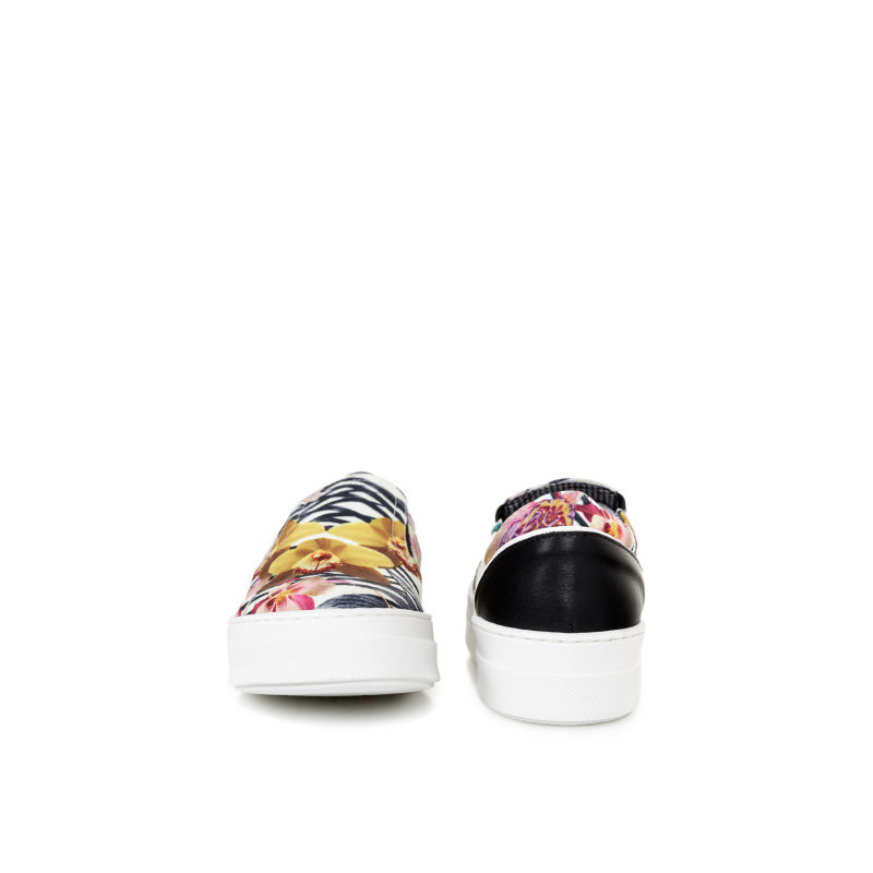 Slip On Pollini black-and-white