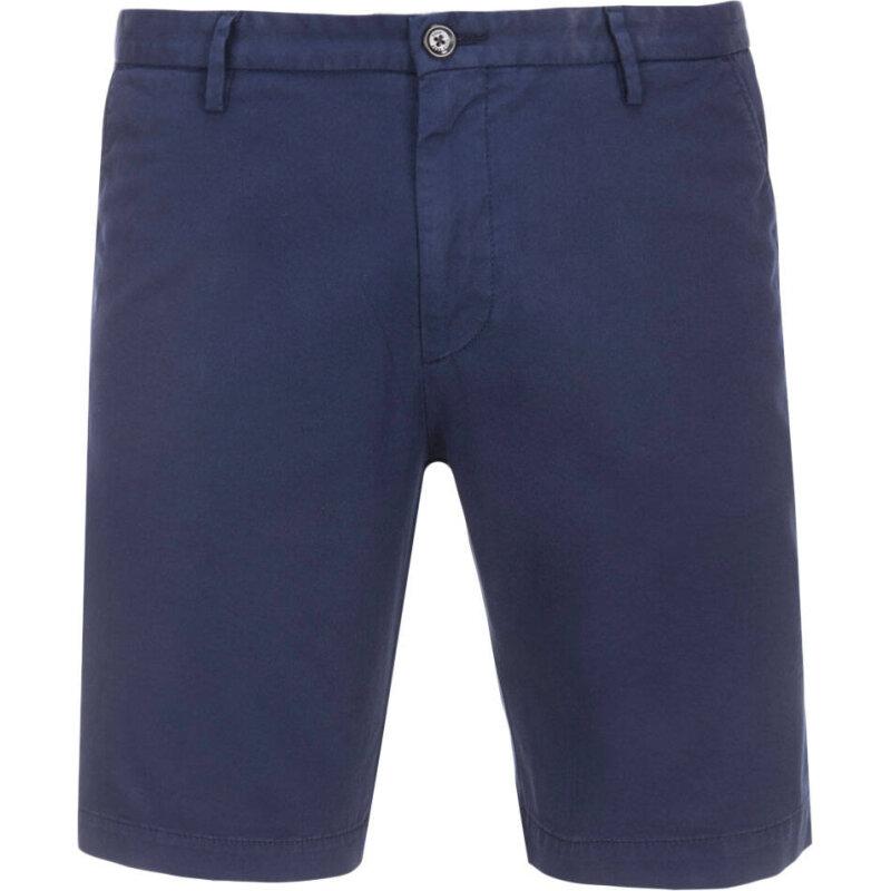 Rice Short 3-D Shorts Boss navy blue