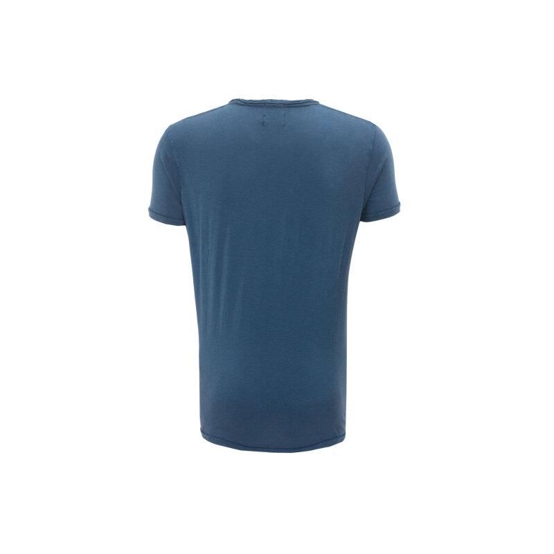 T-shirt  Studley Pepe Jeans London niebieski