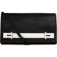 Chelsey clutch Michael Kors black