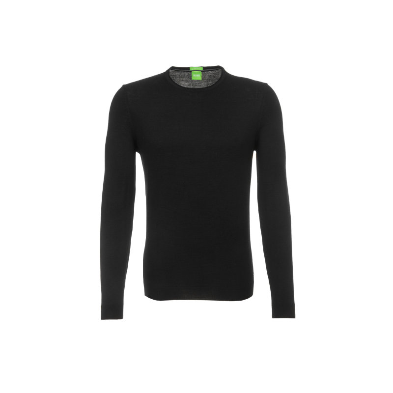 Sweter C-Coby_01 Boss Green czarny
