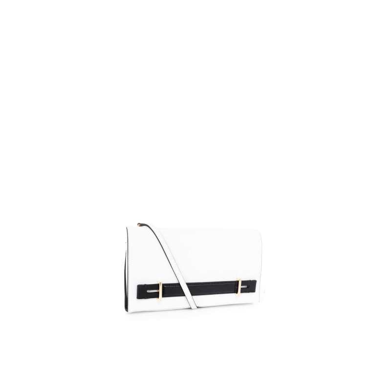 Chelsey clutch Michael Kors white