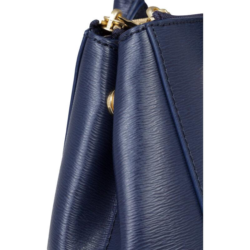 Shopperka Lauren Ralph Lauren granatowy