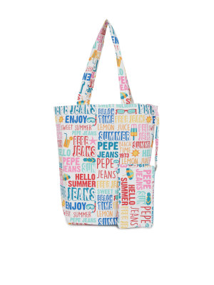 Pepe Jeans London Noe beach bag