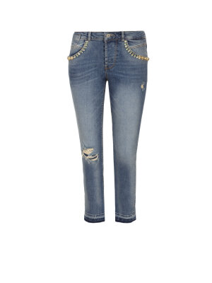 Guess Jeans Jeansy Vanille