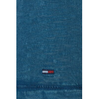 T-shirt THDM CN Hilfiger Denim niebieski