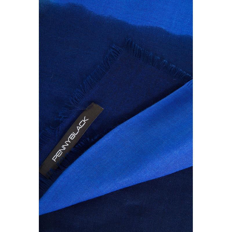 Szal Tabella Pennyblack niebieski