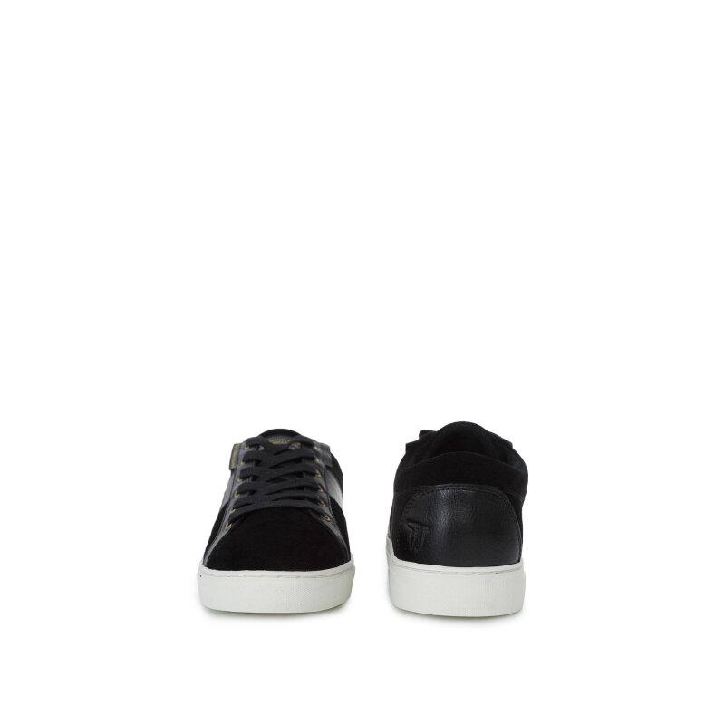 Tenisówki Trussardi Jeans czarny