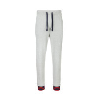 Spodnie Dresowe Color Blocking Fleece Pant Tommy Hilfiger szary