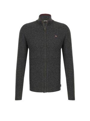 Napapijri Wełniany sweter Dighil full