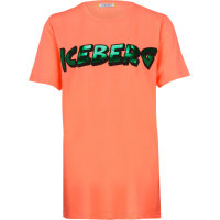 T-shirt Iceberg orange