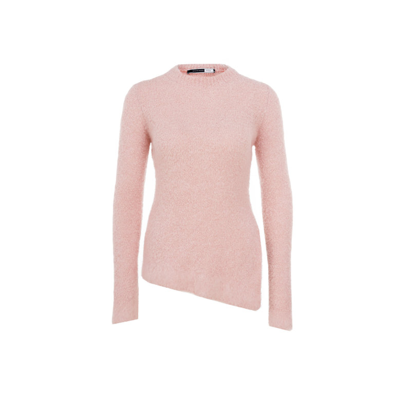 Sweter Mosella SPORTMAX CODE różowy