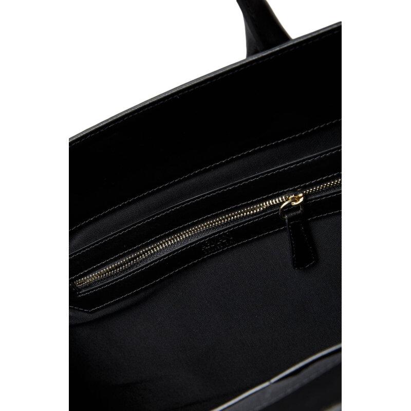 Shopperka Armani Collezioni czarny