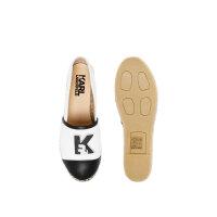 Espadryle Karl Lagerfeld biały