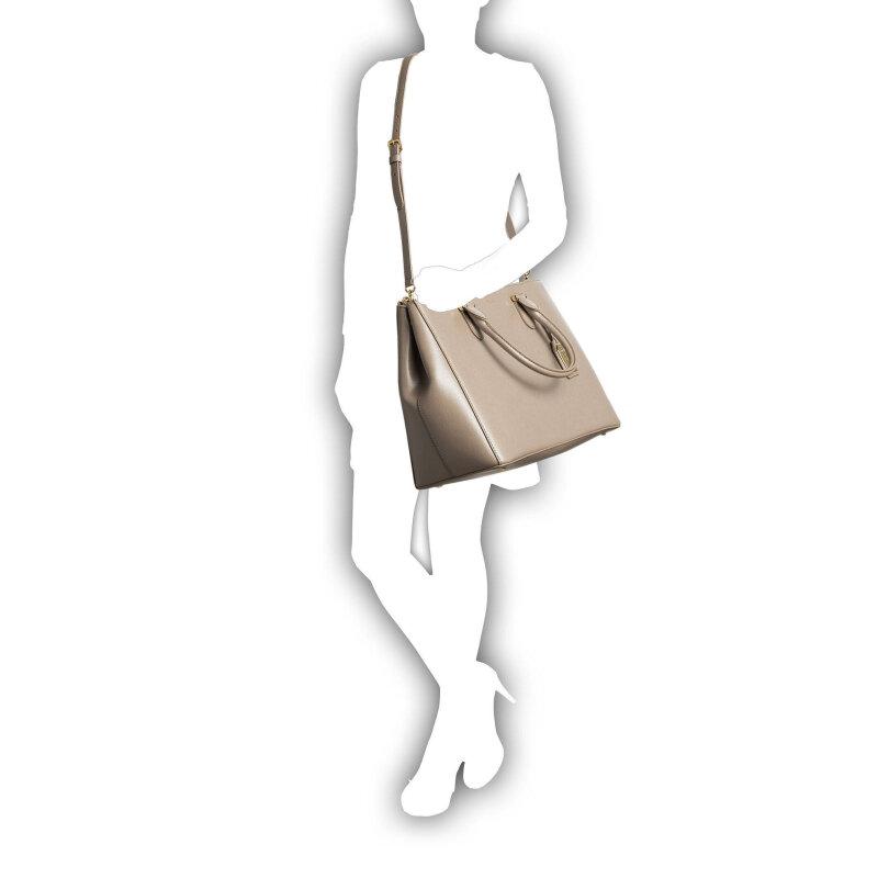 Shopperka Lauren Ralph Lauren beżowy