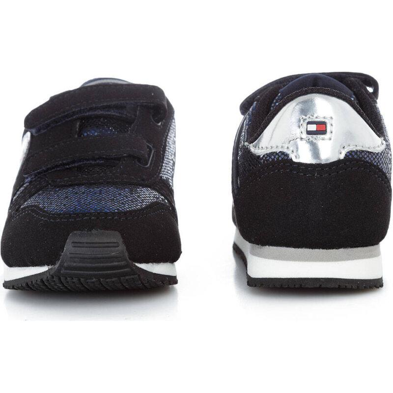 Sneakersy Jaimie 12C Tommy Hilfiger granatowy