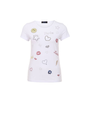 Twinset Jeans T-shirt