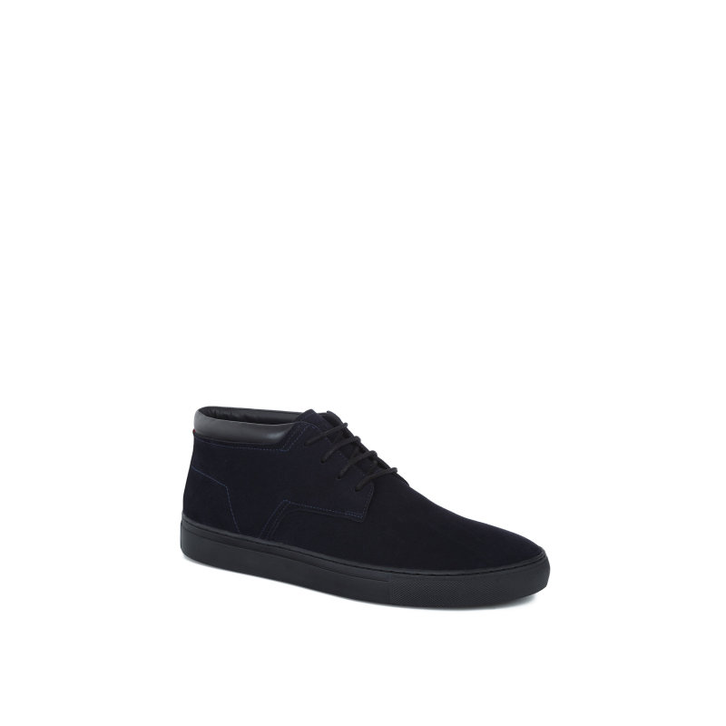 Futurism_Desb Sneakers Hugo navy blue