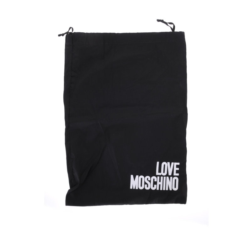 Ballerinas Love Moschino navy blue
