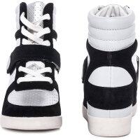 SNEAKERSY Armani Jeans czarny