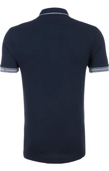 Pauleo Polo Boss Athleisure navy blue
