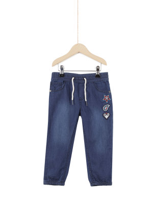 Tommy Hilfiger Spodnie Denim Mini
