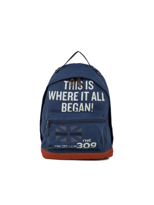 Pepe Jeans London Wayne backpack