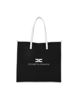 Elisabetta Franchi Shopper Bag