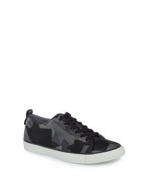 Calvin Klein Jeans Arnie Camouflage Canvas Sneakers