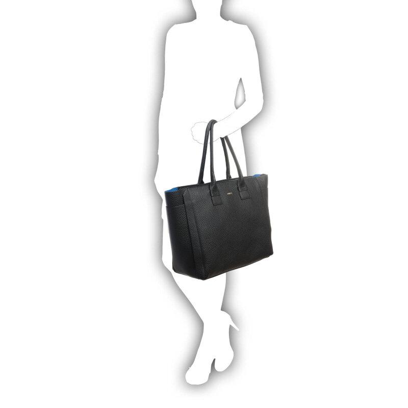 Shopperka Capriccio Furla czarny