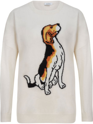 MAX&Co. Wełniany sweter Domani