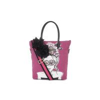 Shopperka Echinac Twinset różowy