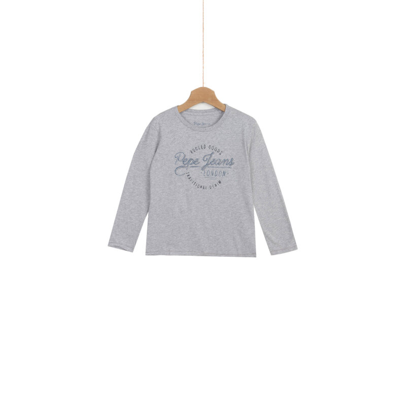 Taylor Longsleeve Pepe Jeans London gray