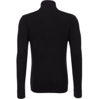 sweter SIMON Z-THRU Tommy Hilfiger czarny