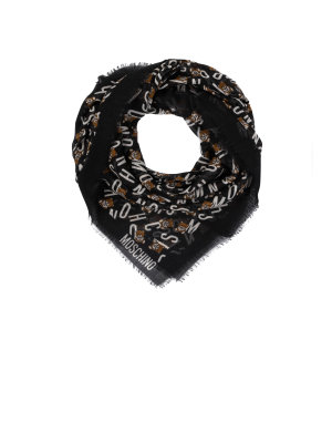 Moschino Wool shawl