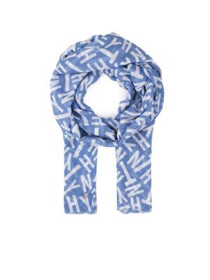 Tommy Hilfiger TH logo scarf