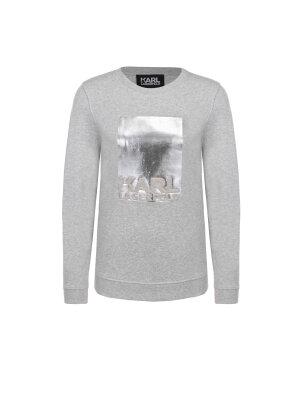 Karl Lagerfeld Foil Logo sweatshirt